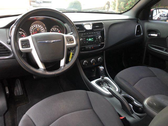 2012 Chrysler 200 Touring S in Marble Falls TX, 78654