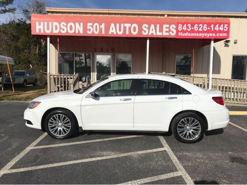 2012 Chrysler 200 Limited | Myrtle Beach, South Carolina | Hudson Auto Sales in Myrtle Beach South Carolina