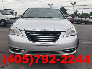 2012 Chrysler 200 LX in Oklahoma City OK
