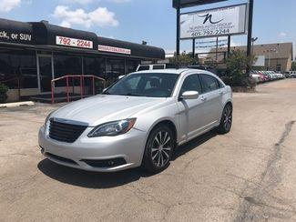 2012 Chrysler 200 Touring in Oklahoma City OK