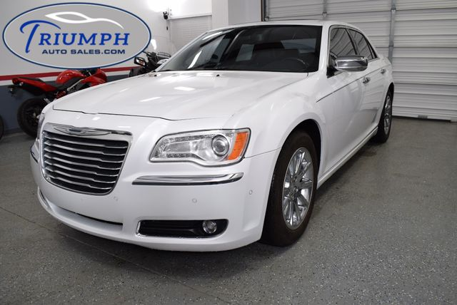 2012 Chrysler 300 300C