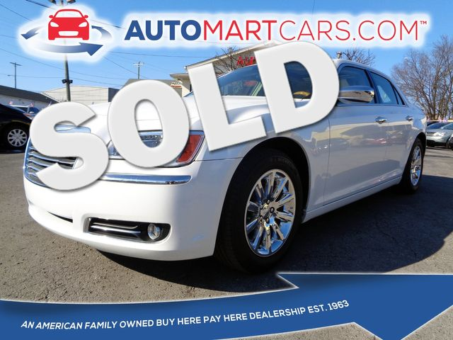 2012 Chrysler 300 Limited in Nashville, Tennessee 37211