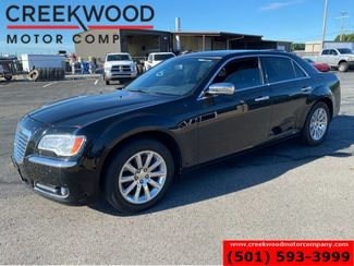 2012 Chrysler 300 Limited Black Leather Heated Chrome 31mpg CLEAN in Searcy, AR 72143