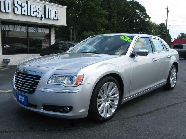 2012 Chrysler 300C Luxury Richmond, Virginia 1