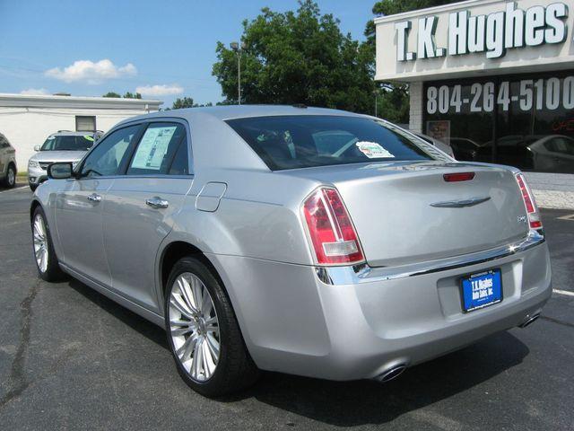 2012 Chrysler 300C Luxury Richmond, Virginia 7