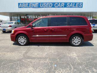 2012 Chrysler Town  Country Touring  Abilene TX  Abilene Used Car Sales  in Abilene, TX