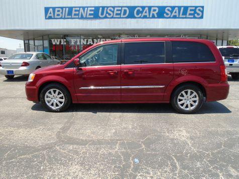 2012 Chrysler Town & Country Touring in Abilene, TX