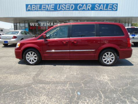 2012 Chrysler Town & Country Touring in Abilene, TX