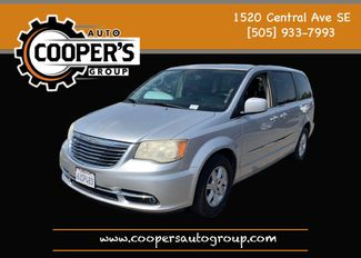 2012 Chrysler Town & Country Touring in Albuquerque, NM 87106