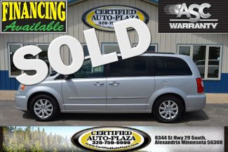 2012 Chrysler Town & Country in Alexandria Minnesota