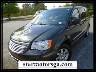 2012 Chrysler Town & Country Touring in Alpharetta, GA 30004
