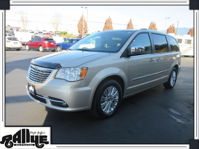 2012 Chrysler Town & Country Limited in Burlington, WA 98233