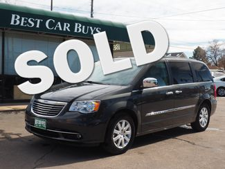 2012 Chrysler Town & Country Touring-L Englewood, CO