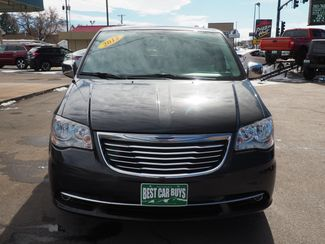 2012 Chrysler Town & Country Touring-L Englewood, CO 1