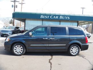 2012 Chrysler Town & Country Touring-L Englewood, CO 8