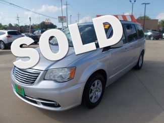 2012 Chrysler Town & Country in Gilmer TX