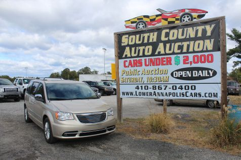2012 Chrysler Town & Country Limited in Harwood, MD