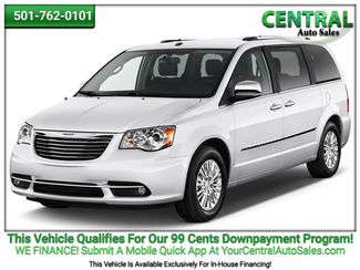 2012 Chrysler Town & Country Touring | Hot Springs, AR | Central Auto Sales in Hot Springs AR