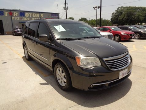 2012 Chrysler Town & Country Touring in Houston