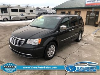 2012 Chrysler Town & Country Touring-L in Lapeer, MI 48446