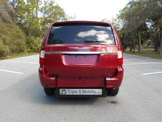 2012 Chrysler Town & Country Limited Wheelchair Van - DEPOSIT Pinellas Park, Florida 4