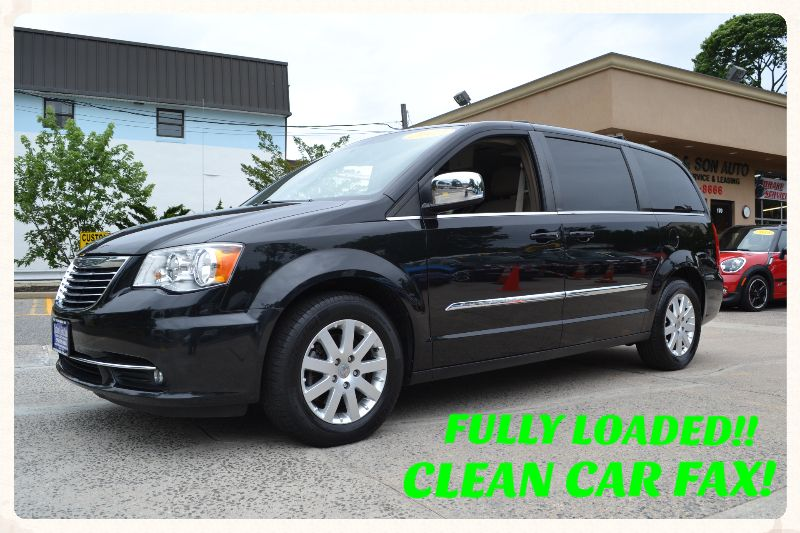 2012 Chrysler Town  Country Touring-L  city New  Father  Son Auto Corp   in Lynbrook, New