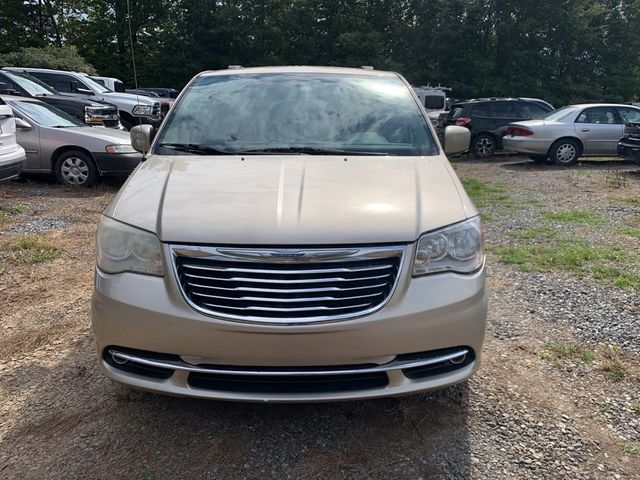 2012 Chrysler Town & Country Touring Madison, NC 2