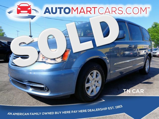 2012 Chrysler Town & Country Touring | Nashville, Tennessee | Auto Mart Used Cars Inc. in Nashville Tennessee
