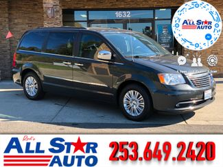 2012 Chrysler Town & Country Touring-L in Puyallup Washington, 98371