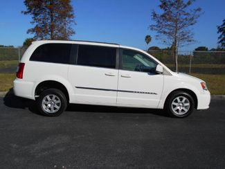 2012 Chrysler Town & Country Touring Wheelchair Van Handicap Ramp Van Pinellas Park, Florida 1