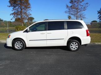 2012 Chrysler Town & Country Touring Wheelchair Van Handicap Ramp Van DEPOSIT Pinellas Park, Florida 2