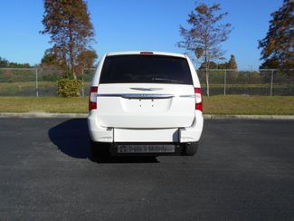 2012 Chrysler Town & Country Touring Wheelchair Van Handicap Ramp Van DEPOSIT Pinellas Park, Florida 4