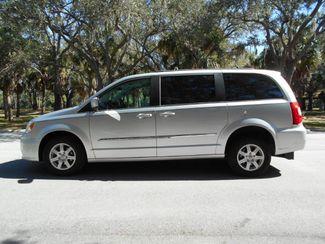 2012 Chrysler Town & Country Touring Wheelchair Van Pinellas Park, Florida 1