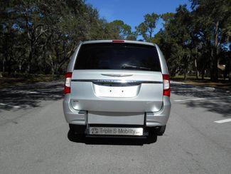 2012 Chrysler Town & Country Touring Wheelchair Van Pinellas Park, Florida 4
