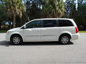 2012 Chrysler Town & Country Touring Wheelchair Van Pre-construction pictures. Van now in production. Pinellas Park, Florida