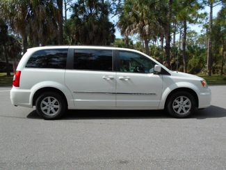 2012 Chrysler Town & Country Touring Wheelchair Van Pre-construction pictures. Van now in production. Pinellas Park, Florida 1