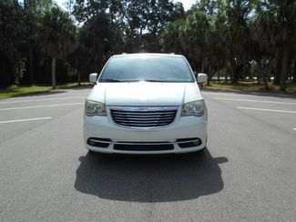 2012 Chrysler Town & Country Touring Wheelchair Van Pre-construction pictures. Van now in production. Pinellas Park, Florida 2