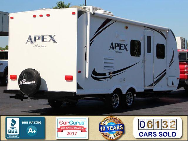2012 Coachmen Apex 214RB W/ ELITE PKG! Mooresville , NC 2