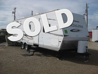 2012 Coachmen Catalina 28DDS SOLD! Odessa, Texas