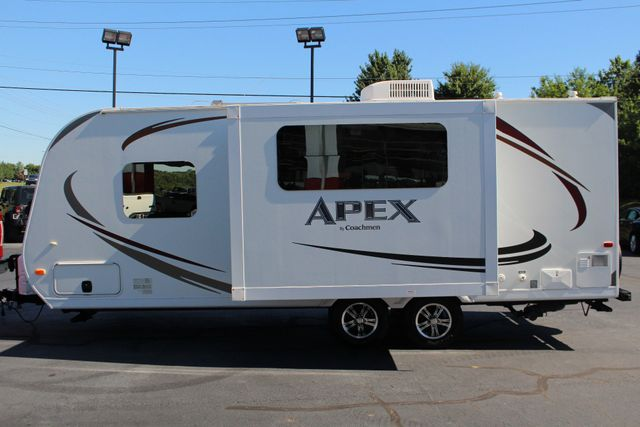 2012 Coachmen Apex 214RB W/ ELITE PKG! Mooresville , NC 7