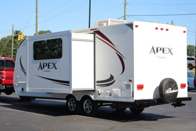 2012 Coachmen Apex 214RB W/ ELITE PKG! Mooresville , NC 16