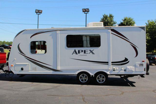 2012 Coachmen Apex 214RB W/ ELITE PKG! Mooresville , NC 6