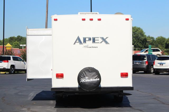 2012 Coachmen Apex 214RB W/ ELITE PKG! Mooresville , NC 8