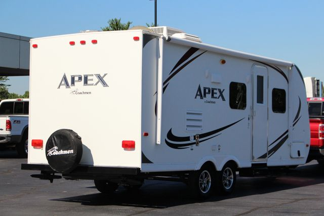 2012 Coachmen Apex 214RB W/ ELITE PKG! Mooresville , NC 13