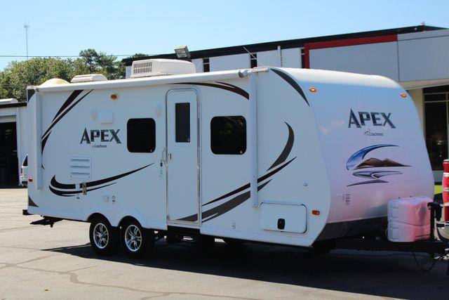 2012 Coachmen Apex 214RB W/ ELITE PKG! Mooresville , NC 11