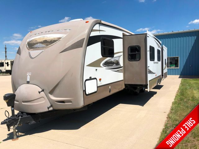 2012 Crossroads Cruiser CTX 31QBX in Mandan, North Dakota 58554
