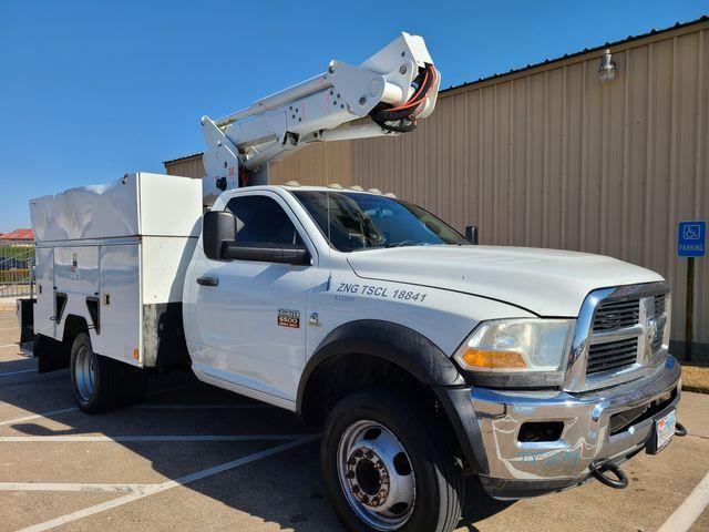 2012 Dodge 5500 ETI 4X4 BUCKET TRUCK 42' TELESCOPING 4X4 BUCKET TRUCK