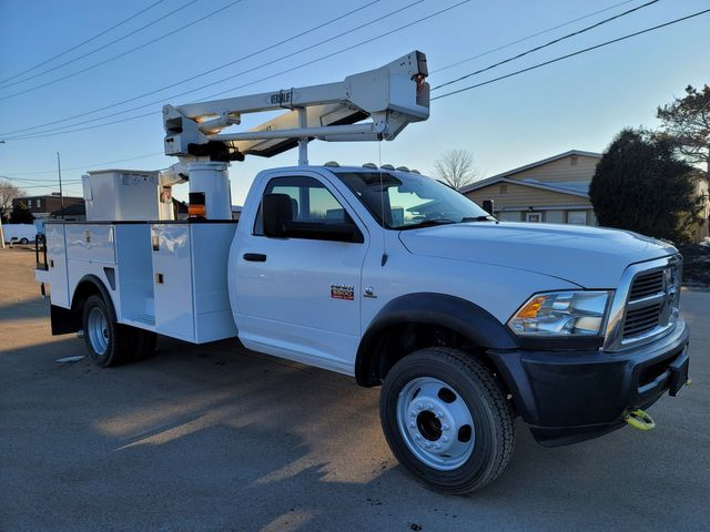 2012 Dodge 5500 VERSALIFT 45FT WORKING HEIGHT Lake In The Hills, IL 6