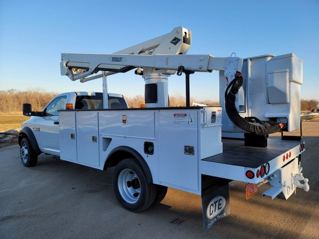 2012 Dodge 5500 VERSALIFT 45FT WORKING HEIGHT Lake In The Hills, IL 2