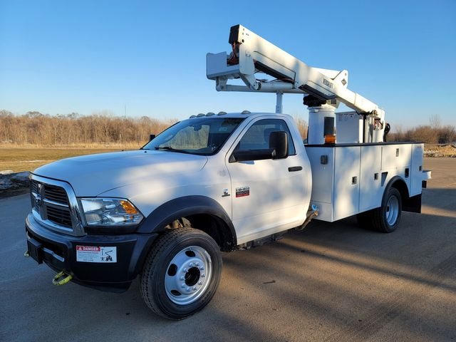 2012 Dodge 5500 VERSALIFT 45FT WORKING HEIGHT Lake In The Hills, IL 7